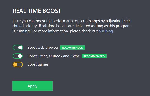 PС Repair Skype boost